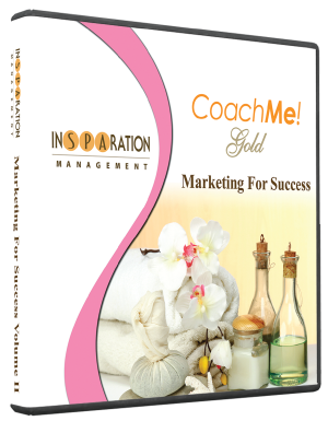 Spa Marketing For Success CD