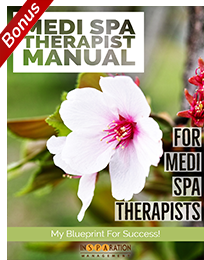 Spa Therapist Operating Manual